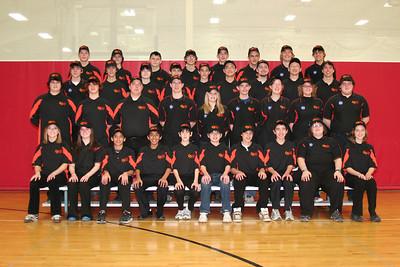 2010 Team Photo Students 1