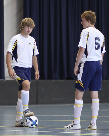 2009 1024 Futsal U16 - Tigers (3) v Breakers (4)