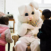 The Breakfast with the Bunny was held at the Fitchburg Senior Center on Saturday, April 8, 2017. Proceeds from the event will go towards Fitchburg's annual Civic Days events. SENTINEL & ENTERPRISE / Ashley Green