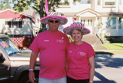 Vancouver Weekend to End Breast Cancer