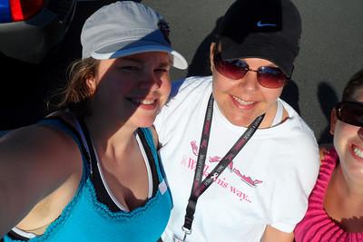 2010 Breast Cancer Walks