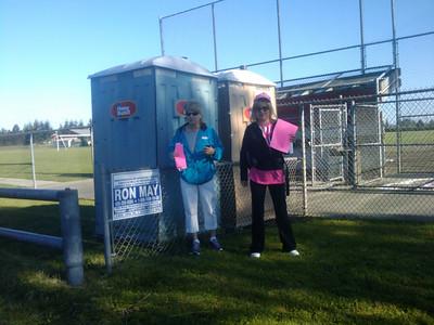 Carol & Connie Scavenger Hunt pics