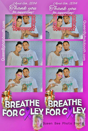 Breathe for Caley Fundraiser