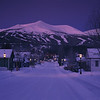 Winter Scenic shot of Town of Breckenridge