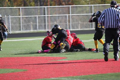 2014-10-25 Bees Football 026