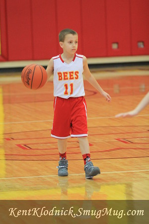 2017-03-03 Bees2 4th BkBall v Nordonia (21)