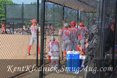 2016-05-30 Bees Baseball vs Mentor-Spiders 001