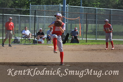 2016-05-30 Bees Baseball vs Mentor-Spiders 026