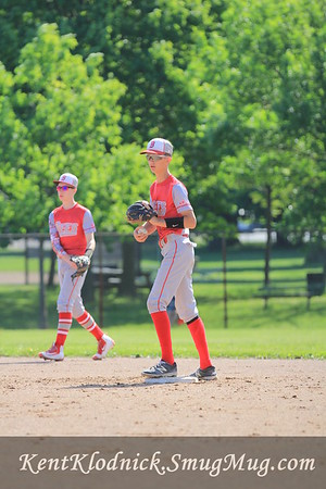 2016-05-30 Bees Baseball vs Mentor-Spiders 016