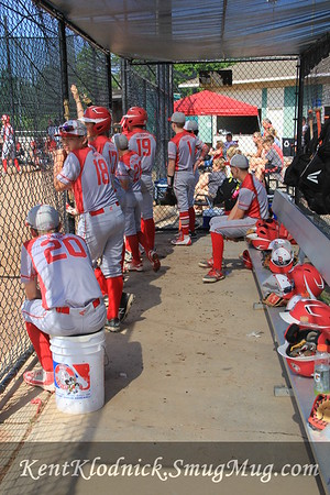 2016-05-30 Bees Baseball vs Mentor-Spiders 003