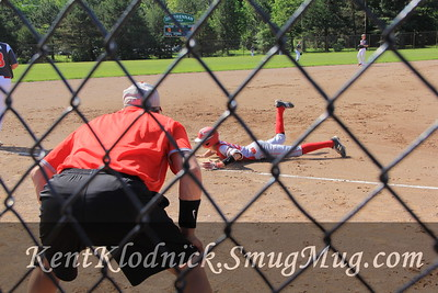 2016-05-30 Bees Baseball vs Mentor-Spiders 004