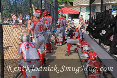 2016-05-30 Bees Baseball vs Mentor-Spiders 002