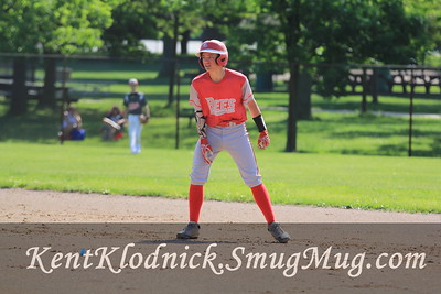 2016-05-30 Bees Baseball vs Mentor-Spiders 009