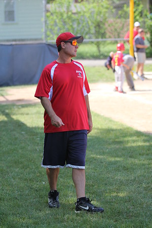 2015-06-07 Bees Baseball U8 vs Fairview 002