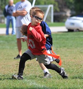 2012-09-15 Bville Football 334a Michael