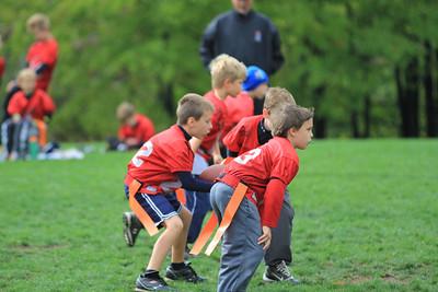 James - Falcon Football 2012