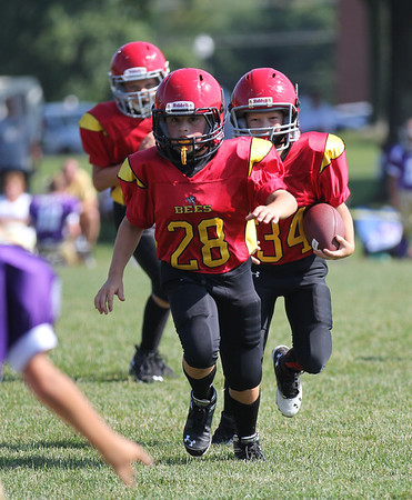 Red Bees Football 2013