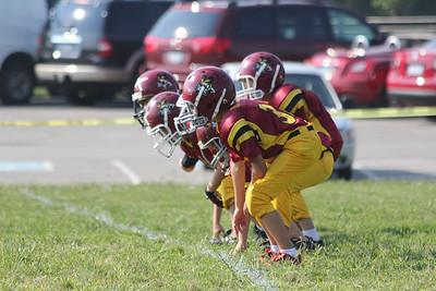 2011-09 Bees Football 005