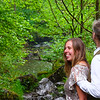 14brecon waterfall engagement photographyDSCF8938