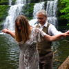 27brecon waterfall engagement photographyDSCF9554