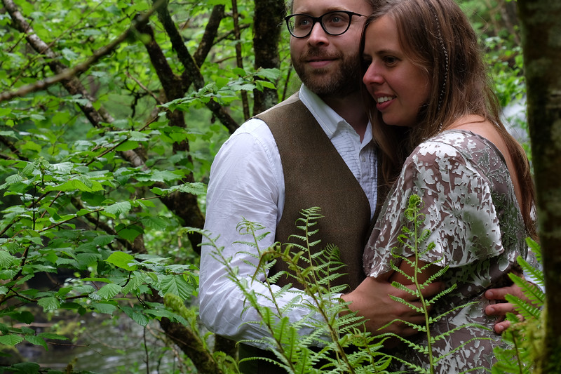 36brecon waterfall engagement photographyDSCF9245
