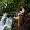 34brecon waterfall engagement photographyTENA9241