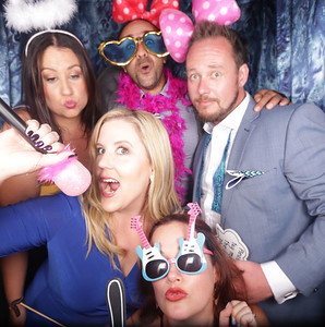 Bree & Jack Photobooth Photos