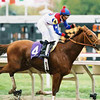 Mike Smith scores a win on Azeri in the 2002 Breeders Cup Distaff at Arlington Park.