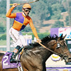 David Flores Action this Day<br /> 2003 Breeders Cup Juvenile