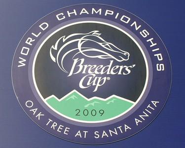2009 Breeders Cup- Santa Anita