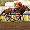 Beholder edges out Songbird in the Breeders cup Distaff