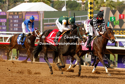 Golden State Juvenile Fillies - One Fast Broad
