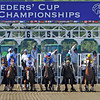 Start of the Breeders Cup Dirt Mile...<br /> © 2012 Rick Samuels/The Blood-Horse