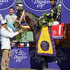 Caption: Hightail with Rajiv Maragh wins the Juvenile Sprint.<br /> Breeders' Cup races at Santa Anita near Arcadia, California, on Nov. 2, 2012.<br /> BCRACES2012                                          image<br /> Photo by Anne M. Eberhardt