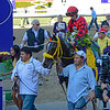 Caption: Trinniberg with Willie Martinez wins the XpressBet Sprint<br /> Breeders' Cup races at Santa Anita near Arcadia, California, on Nov. 3, 2012.<br /> BCRACES2012        Sprint  image374<br /> Photo by Anne M. Eberhardt