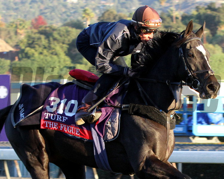 The Fugue Breeders' Cup Turf Chad B. Harmon