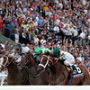 Mucho Macho Man Declaration Of War Will Take Charge Breeders' Cup Classic Chad B. Harmon Santa Anita Park