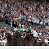Mucho Macho Man Declaration Of War Will Take Charge Breeders' Cup Classic Santa Anita Park Chad B. Harmon