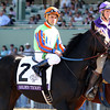 Golden Ticket Post Parade Breeders' Cup Dirt Mile Chad B. Harmon Santa Anita Park