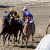 Breeders' Cup Marathon Final Turn Chad B. Harmon