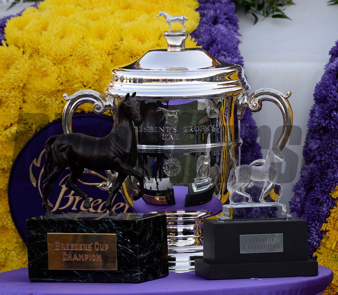 Scenes from Breeders' Cup 2013.  Photo by Skip Dickstein