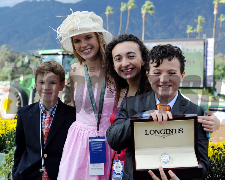 Bayern wins the 2014 Breeders' Cup Classic<br /> Dave Harmon Photo