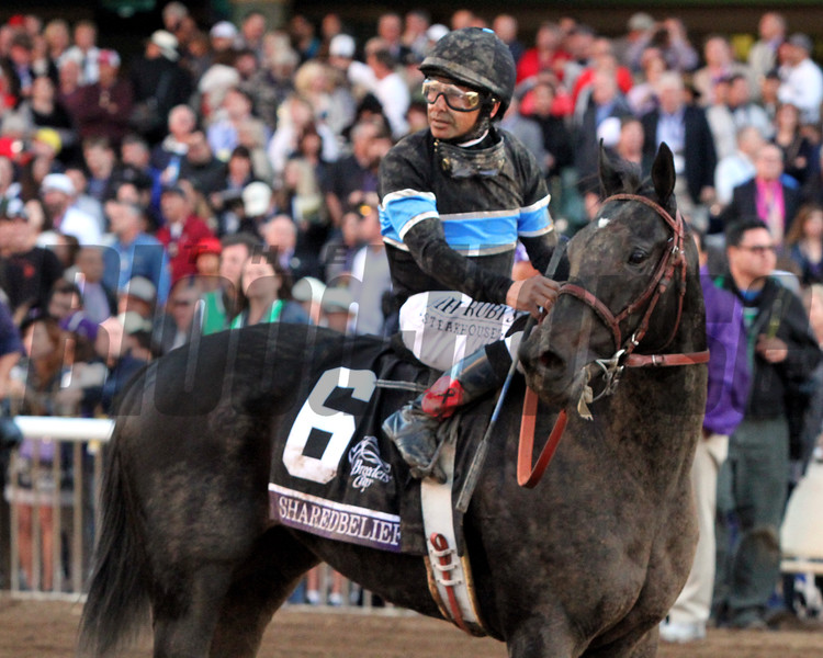 Shared Belief Mike Smith Chad B. Harmon