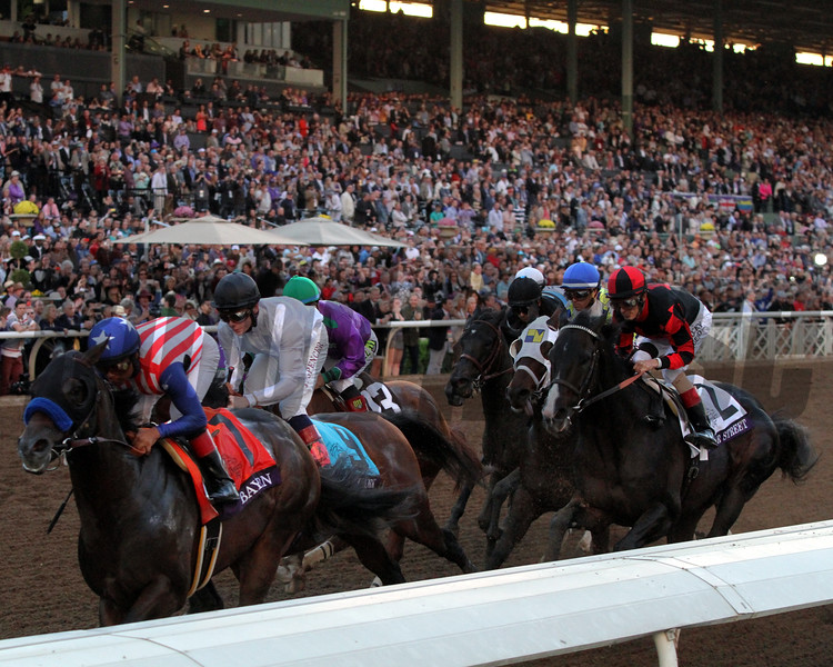 Breeders' Cup Classic 1st Time By