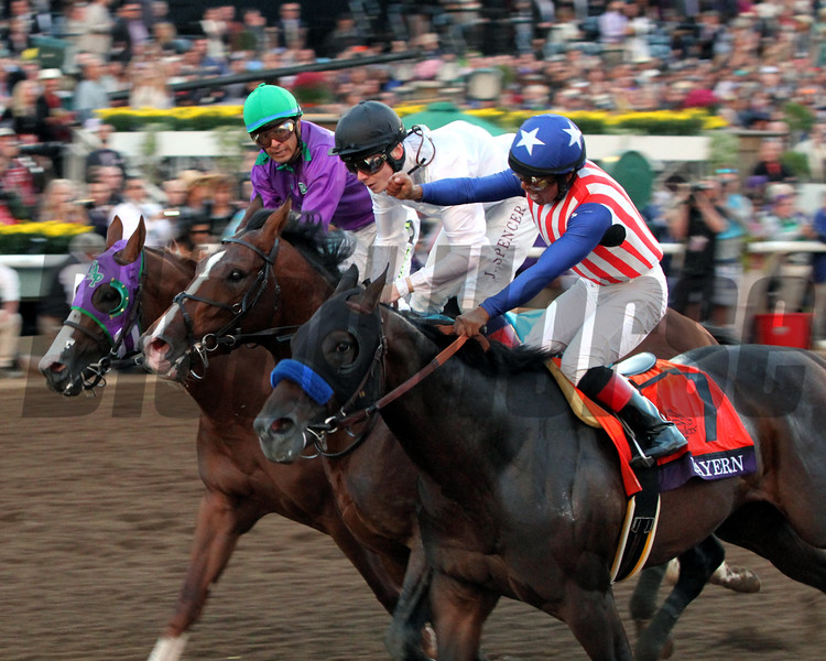 Bayern Toast of New York California Chrome Breeders' Cup Classic