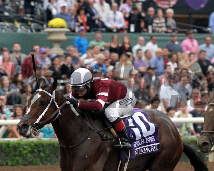 Untapable Breeders' Cup Distaff Chad B. Harmon