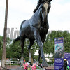 Zenyatta Statue Santa Anita Park Chad B. Harmon