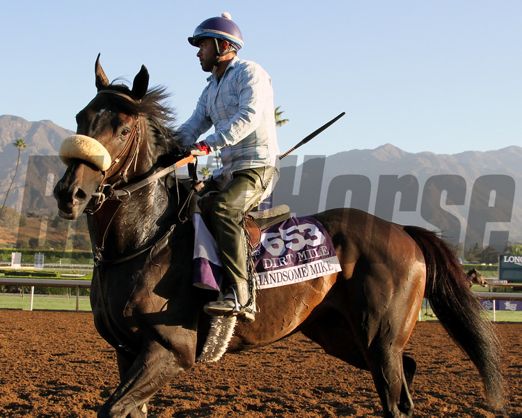 Handsome Mike Breeders' Cup Chad B. Harmon Santa Anita Park