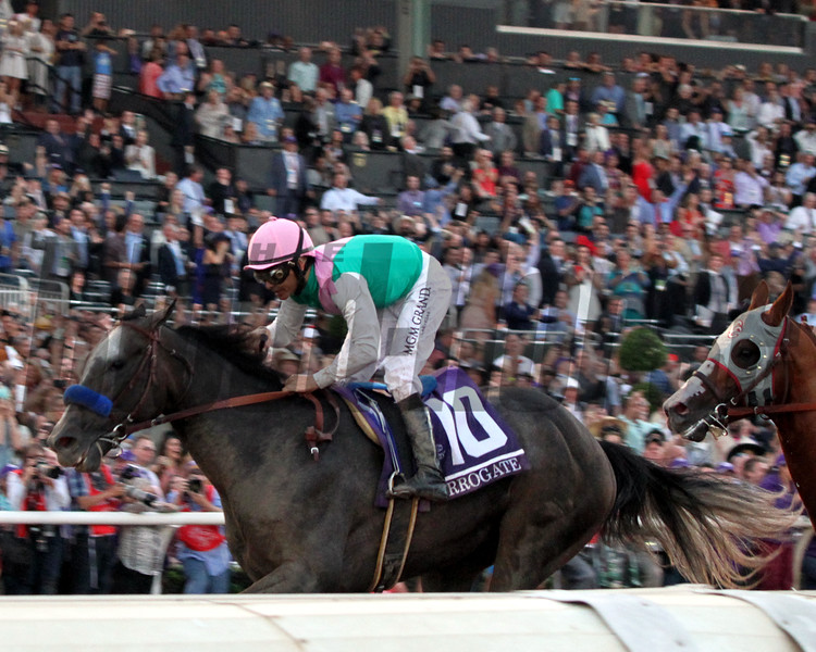 Arrogate Breeders' Cup Classic Chad B. Harmon
