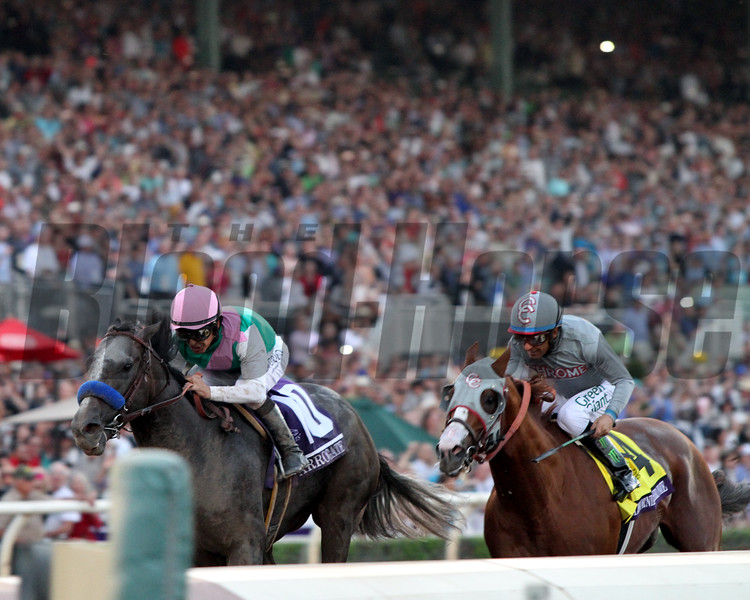 Arrogate California Chrome Breeders' Cup Classic Chad B. Harmon